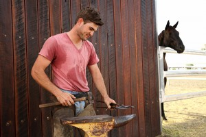 Australian National Title Farrier and Blacksmith Competition @ White Park | Scone | New South Wales | Australia