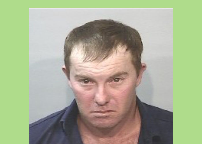 Norman James Daniel, a 46 year old sought by the NSW Police in relation to cattle stealing offences. Photo from The NSW Police.
