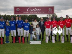 Scone Surprise in Queen's Cup Final