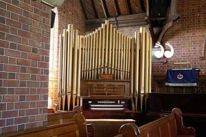Pipe Organ Centenary Celebration - Scone @ St Andrew's Uniting Church | Scone | New South Wales | Australia