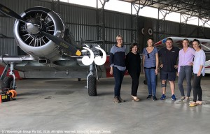 Where There's A Will - Black Tie Ball @ Pay's War Bird Museum, Scone Airport, | Scone | New South Wales | Australia