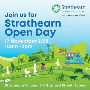 Strathearn Open Day @ Strathearn Village | Scone | New South Wales | Australia