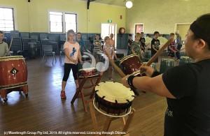 Drumming Group @ Uniting Church Hall