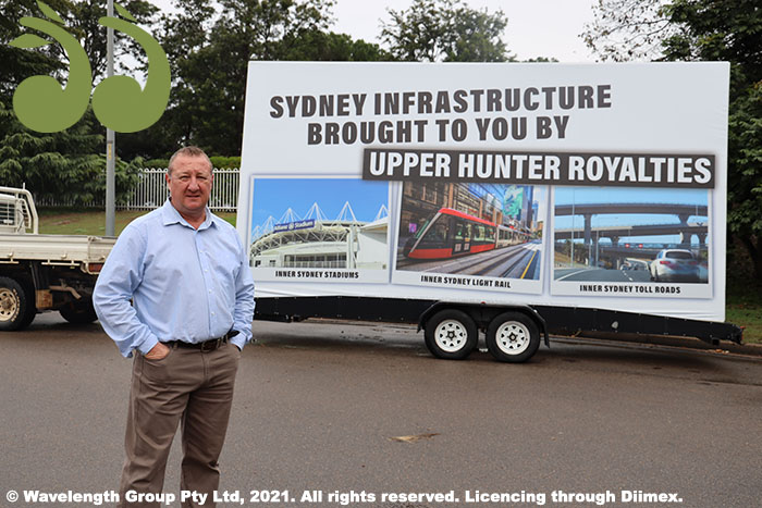 NSW Labor Candidate for the Upper Hunter Jeff Drayton today called for a fairer share of mining royalties for the people of the Upper Hunter.